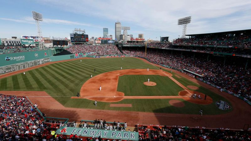 The Top Five Ballparks In Baseball