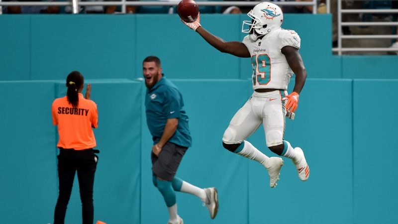 Should The Miami Dolphins Move On From Jakeem Grant?