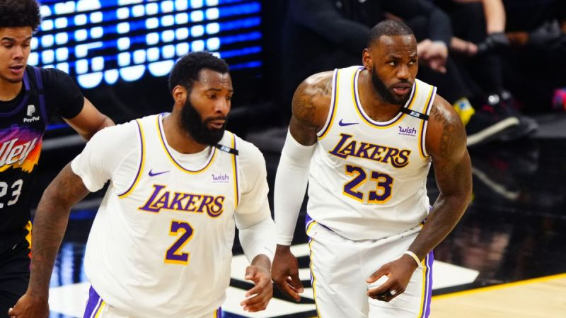 Do The Los Angeles Lakers Have A Real Shot To Upset The Phoenix Suns?