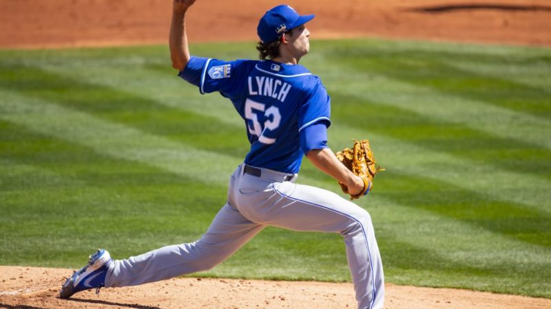 Daniel Lynch And His First Royals Pitching Start