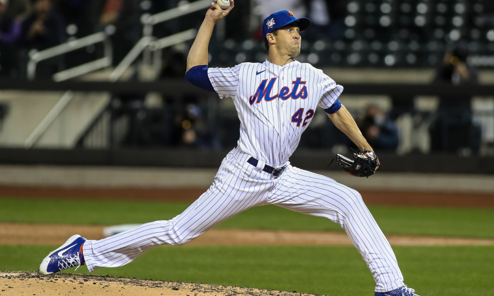 Jacob DeGrom Is The Best Pitcher In Baseball