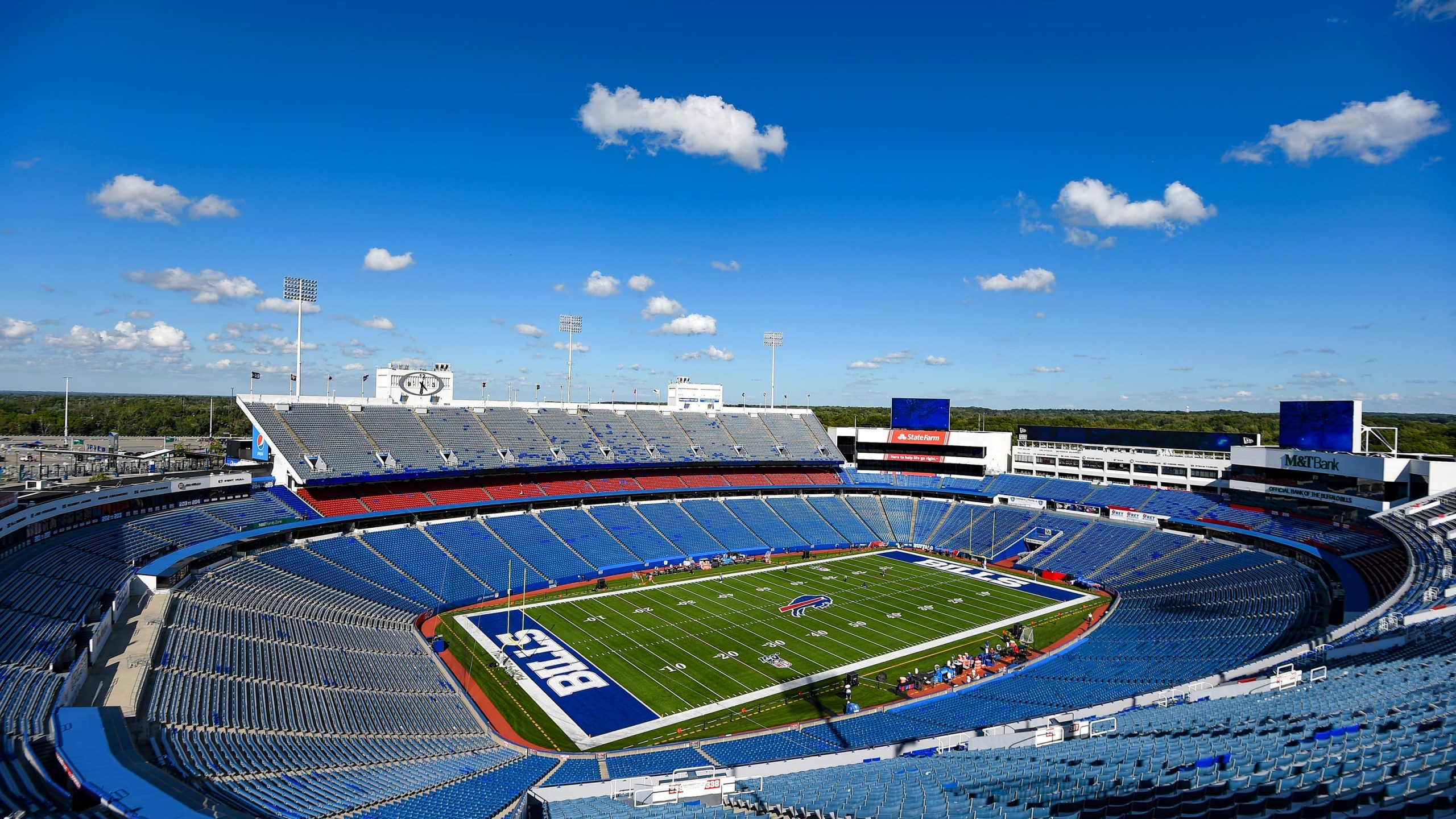 Buffalo Bills Are Planning A New Stadium In Orchard Park