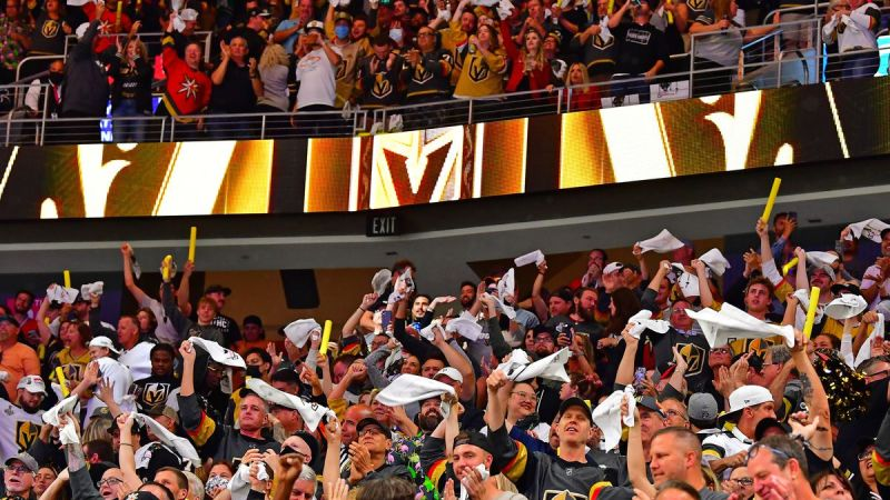 Vegas Golden Knight Fan's Guide To Getting Thick Skin To The NHL In-Crowd