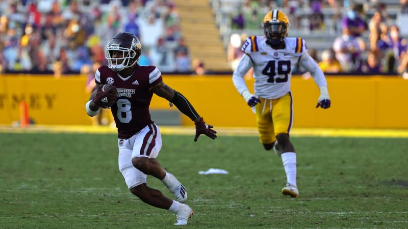 Kylin Hill: Green Bay Packers Scouting Report