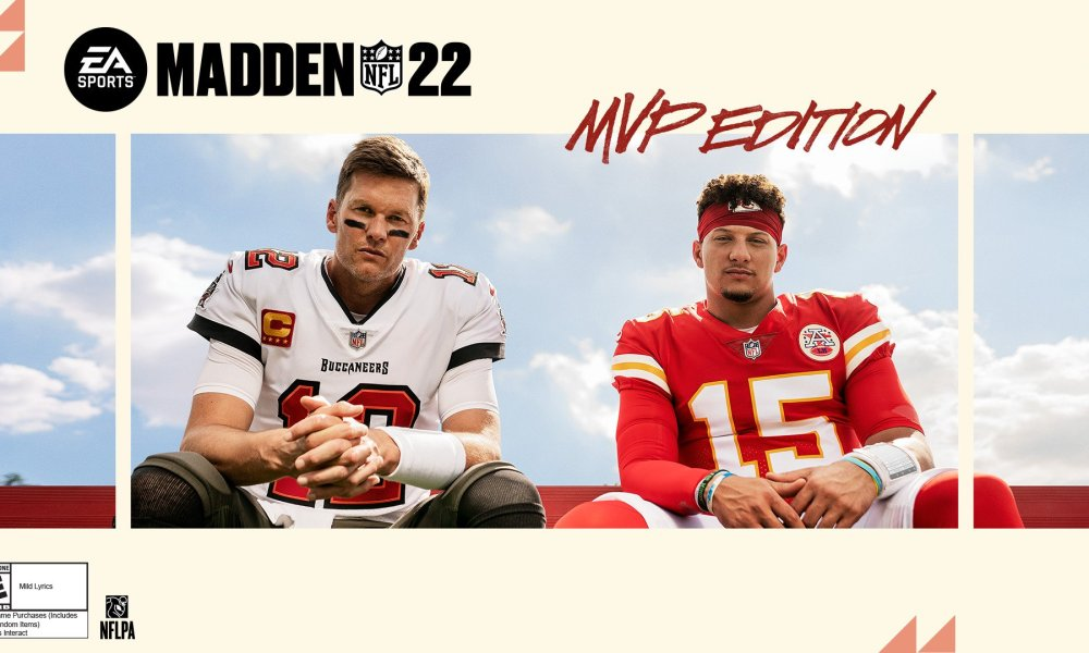 Brady And Mahomes Madden 22 Cover: Where Does It Rank All-Time?