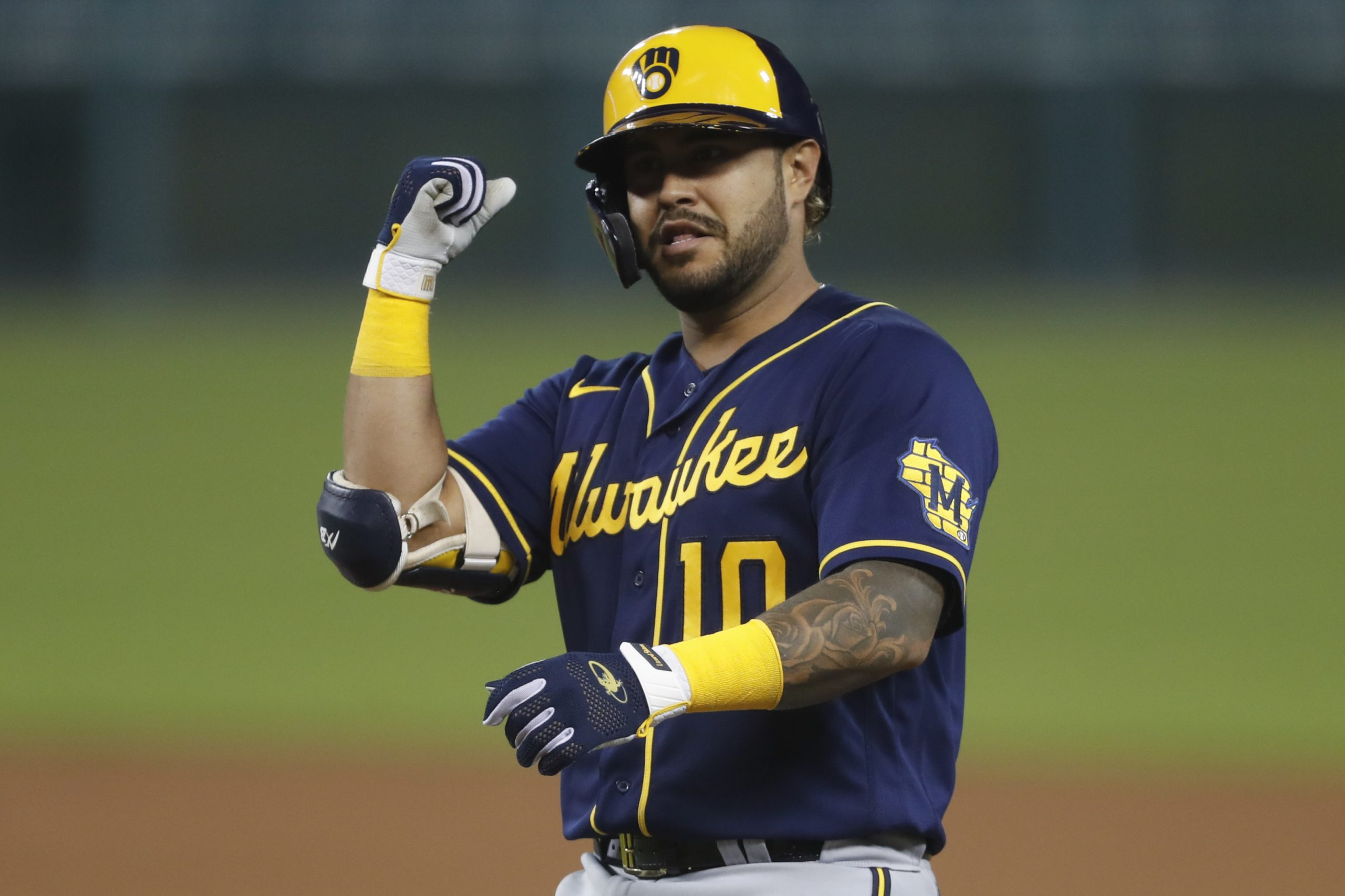 Omar Narvaez Should Be A National League All-Star