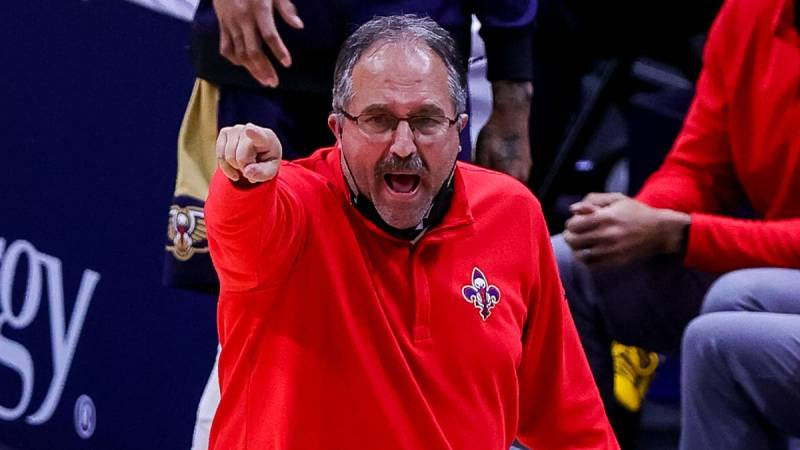 Pelicans And Head Coach Stan Van Gundy Mutually Agree To Part Ways