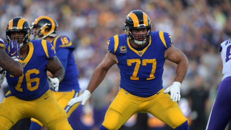 Andrew Whitworth Is A Hero, Partnering With Dream Corps For Educational Equality