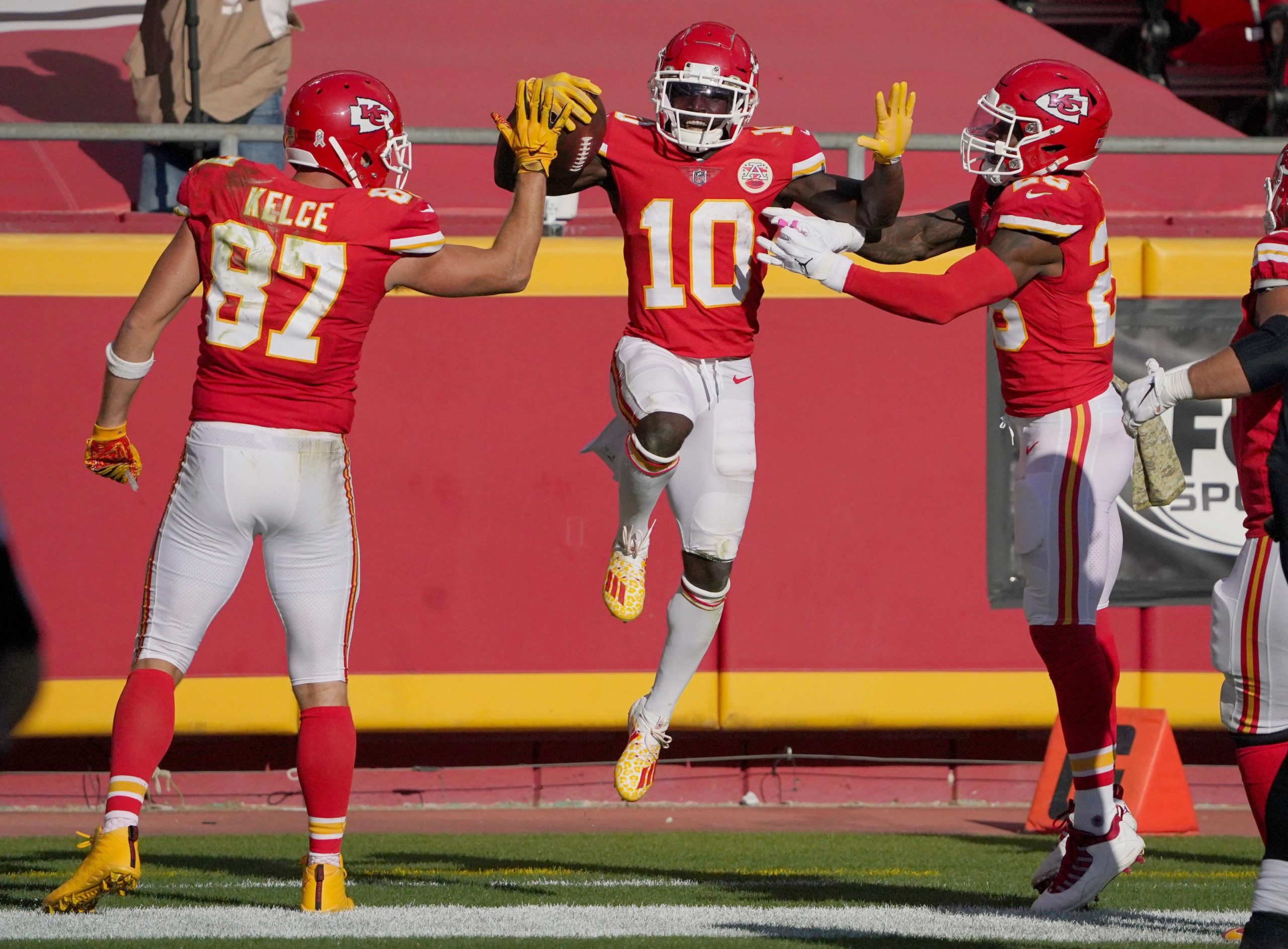 Tyreek Hill Will Have A Career Year In 2021