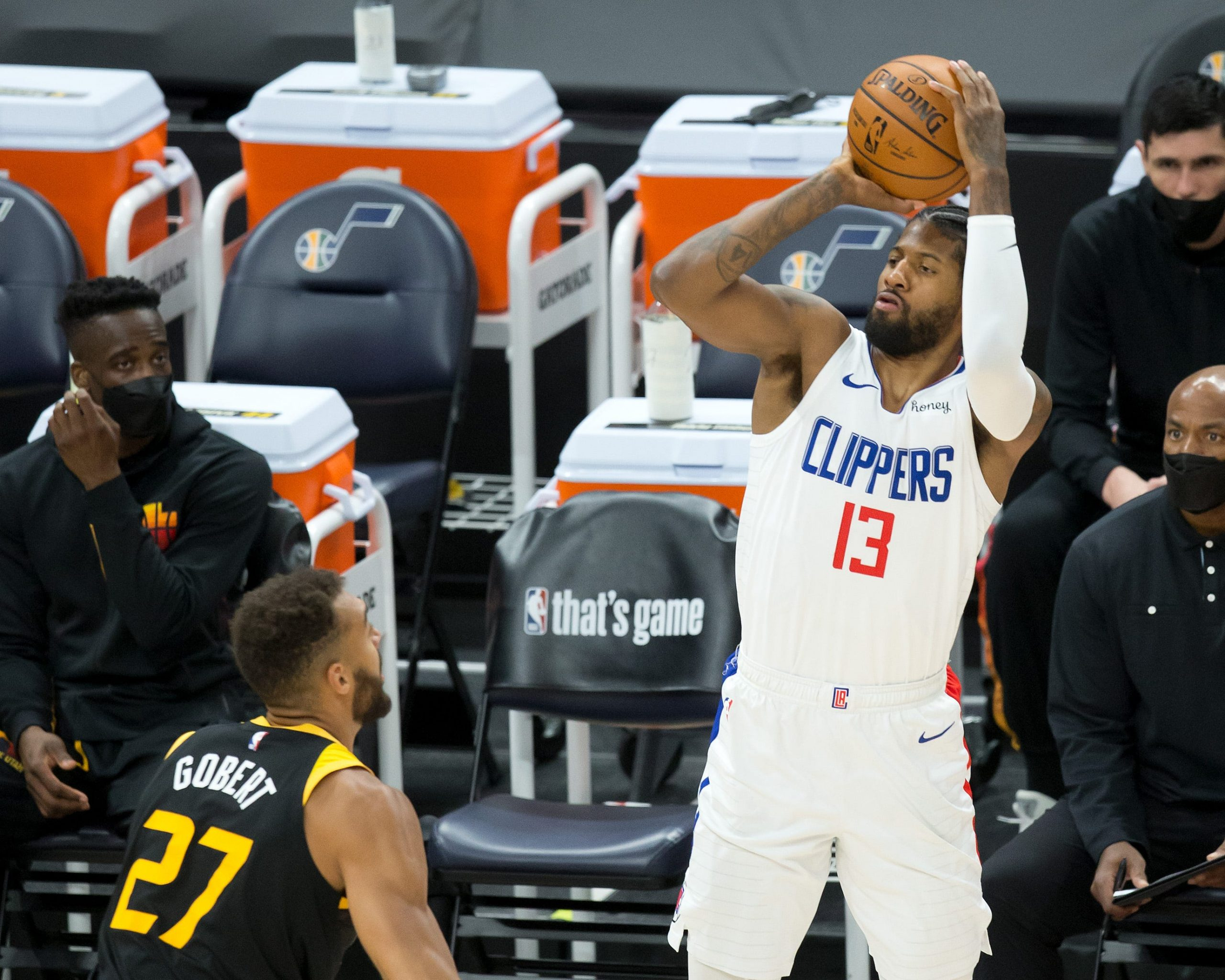 The Los Angeles Clippers' Questions