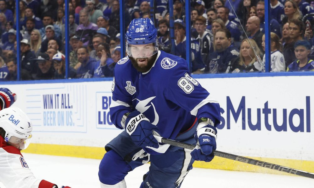 The Tampa Bay Lightning Are Too Good For The Canadiens