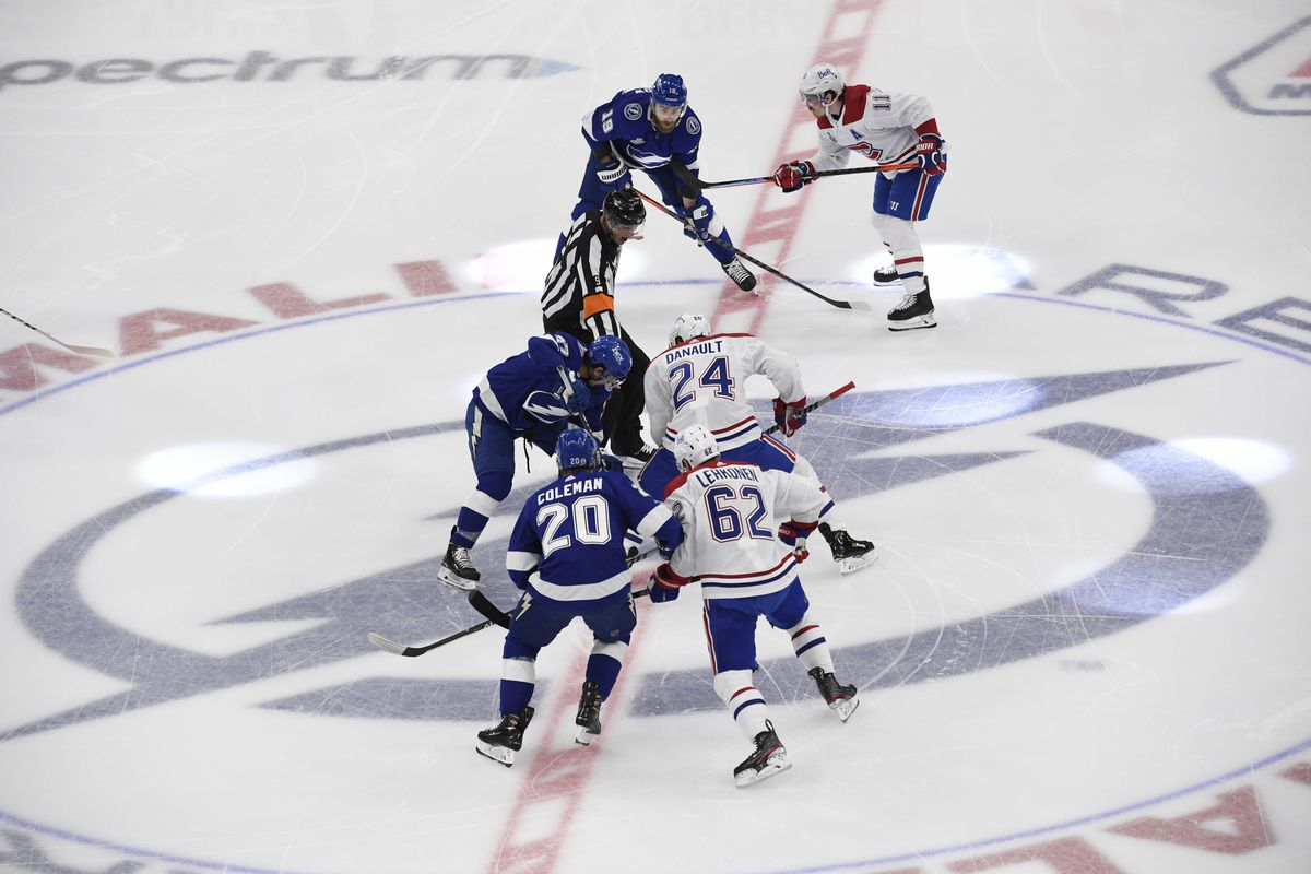 Tampa Bay Lightning Look To Sweep Montreal Canadiens