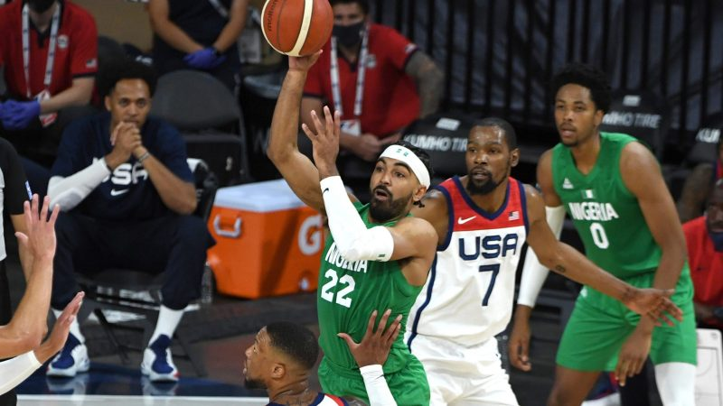 Do The Nigerians Have A Chance For A Medal In Basketball At The Olympics?