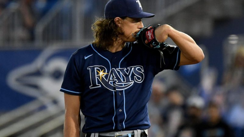 Rays Must Decide On Starting Rotation For The Playoffs