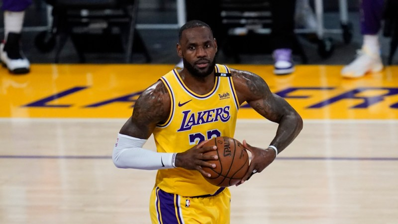 Is Lebron James No Longer The Best Player In The NBA?