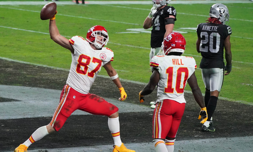 Kansas City Chiefs' Core Rankings: Bronze, Sliver, And Gold