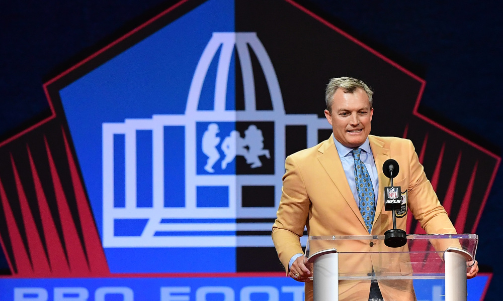 John Lynch Is In The Hall Of Fame, And It's About Time