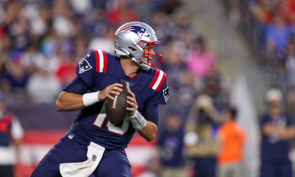 The New England Patriots' Problem Gives Mac Jones A Giant Opportunity