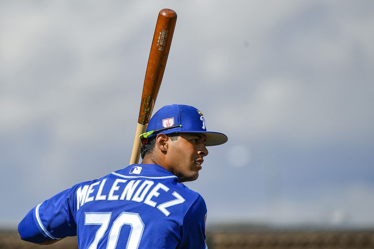 The Kansas City Royals Promote Catching Prospect to AAA