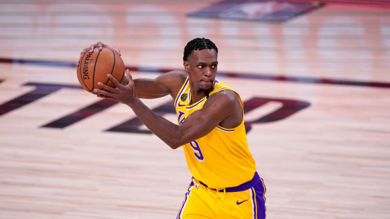 Rondo's Return Adds To Lakers' Manpower Dilemma