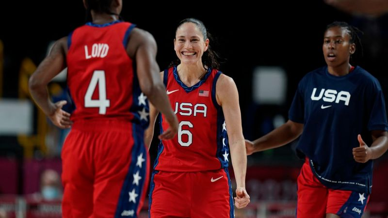 Team U.S.A. Secures Top Seed Heading Into Quarterfinals