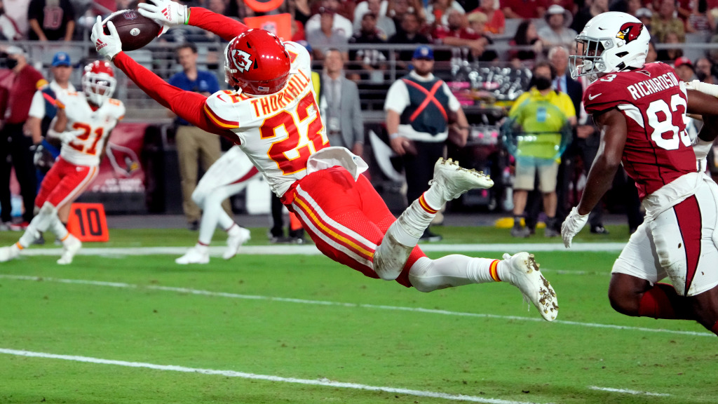 Four Kansas City Chiefs' Players To Watch For Ahead Of Chiefs Versus Vikings