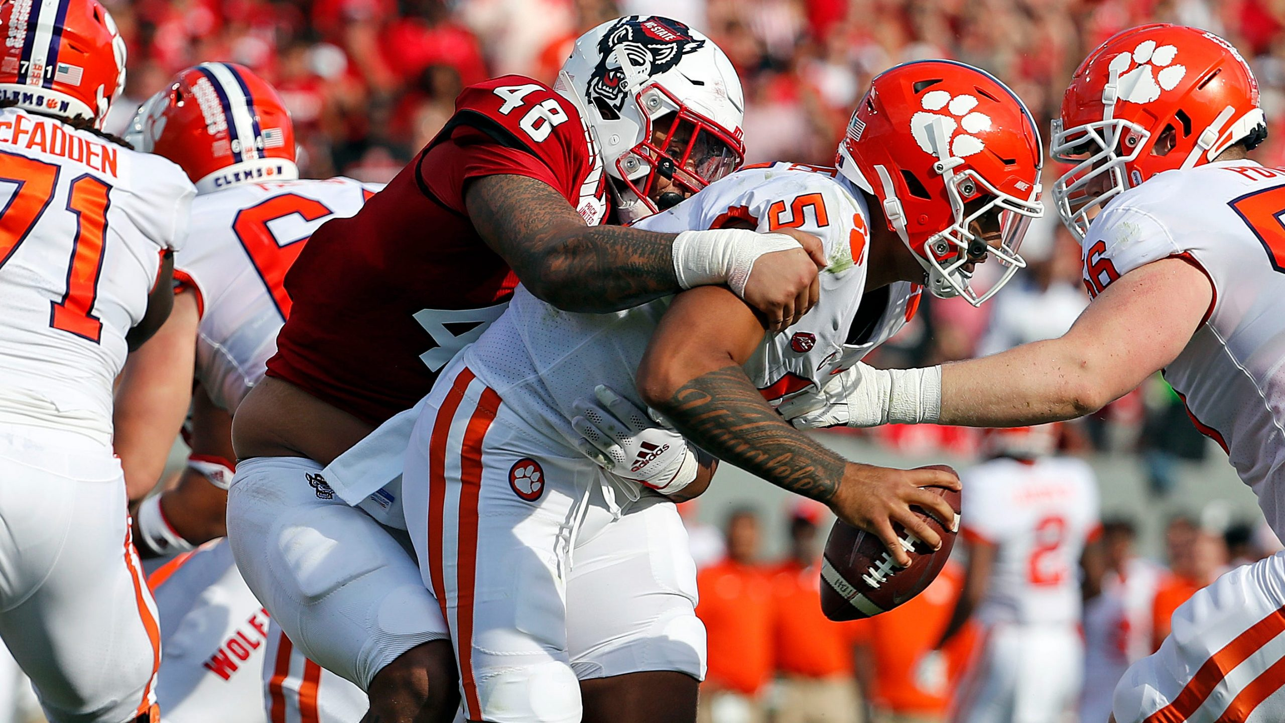 What Exactly Happened To Clemson's Offense?