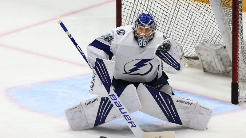 Lightning Open Training Camp With An Eye On A Third Consecutive Stanley Cup