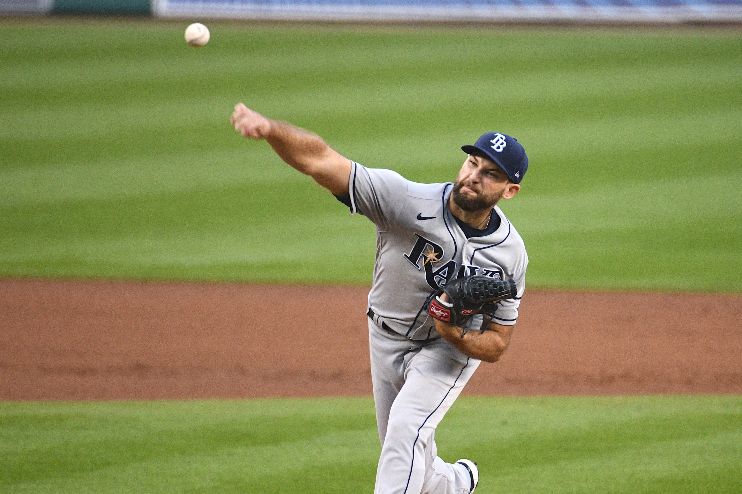 Rays Back Home After Disappointing Road Trip