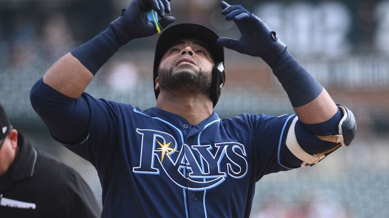 Rays Magic Number Eleven As The Season Winds Down