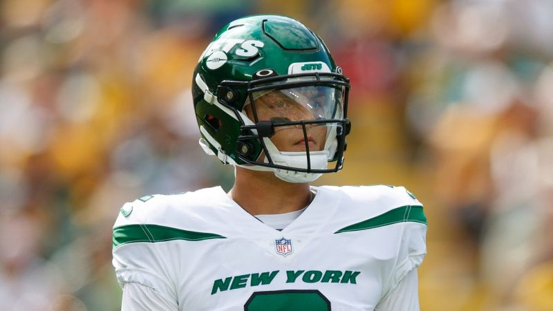 """Time For New York Fans To Cool The """"Jets"""" On The Zach Wilson Comparisons"""