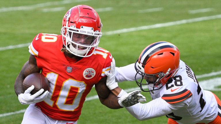 How The Kansas City Chiefs Can Beat The Cleveland Browns