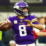 Kirk Cousins has the Vikings moving up in the NFL Power Rankings