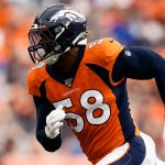 Von Miller led a Broncos defense to a win over New York.