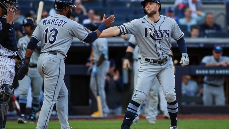 Rays Team Embracing Trop-tober In Playoff Matchup With The Red Sox