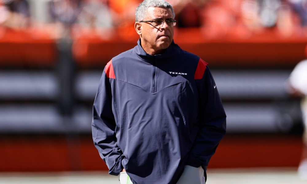 Texans Head Coach David Culley Will Be Fired