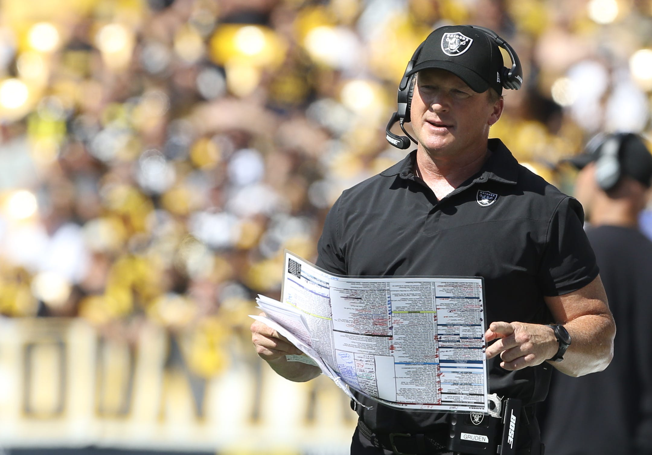 It's Time For Gruden To Go