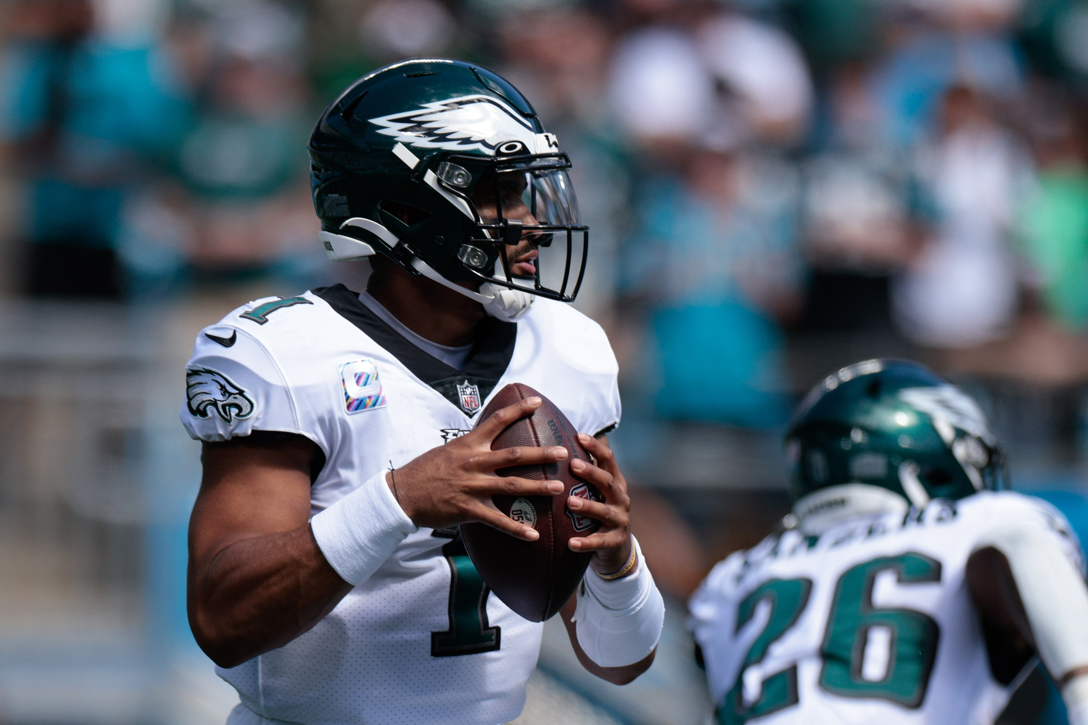 In Hurts We Trust: Three Takeaways From The Eagles' Comeback Win In Carolina