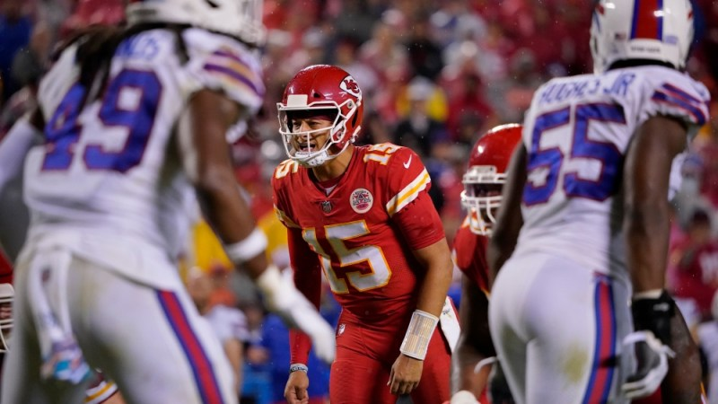 Chiefs Fans: It's Okay To Admit Mahomes Is Struggling