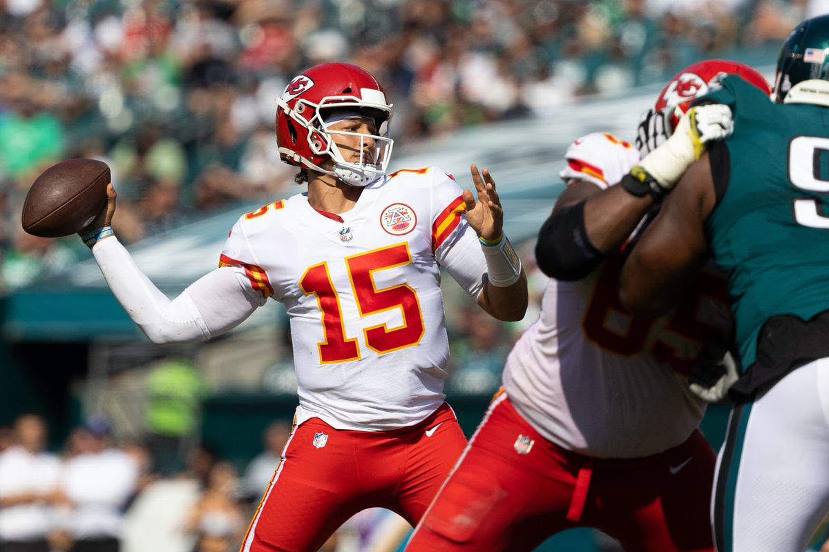 How Mahomes And The Chiefs Offense Can Tear Up The Bills' Secondary