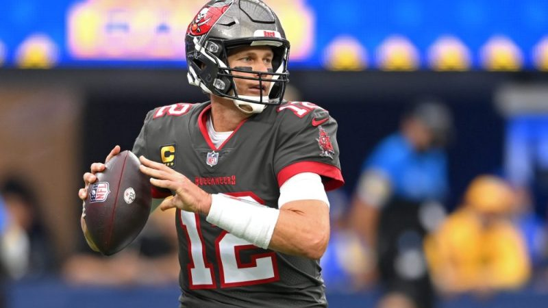 Buccaneers Looking For First Road Win Against The Patriots
