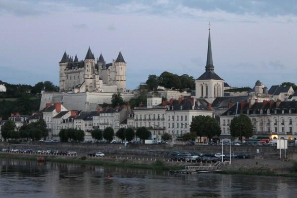 Saumur France Borderhoppings