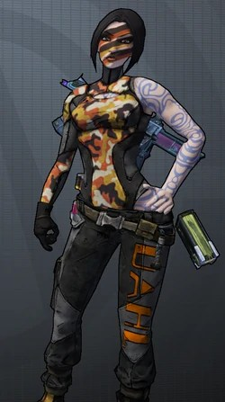 Borderlands 2MayaAppearance  Borderlands Wiki
