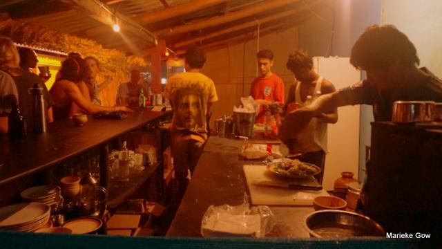 Agonda roadside bar