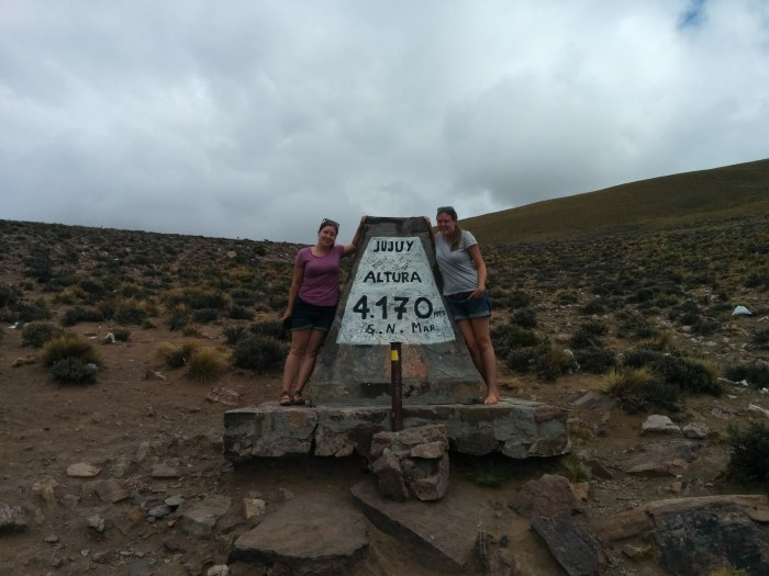 Highest point of Argentina?