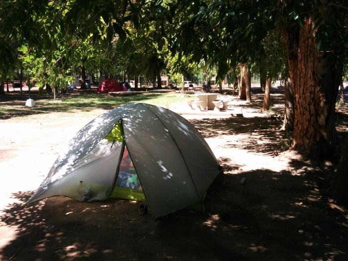 Barreal Campsite