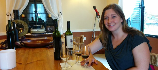 San Rafael – Visiting a Newfoundlander's Winery in Argentina