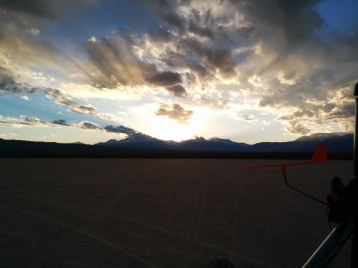 Barreal Sunset