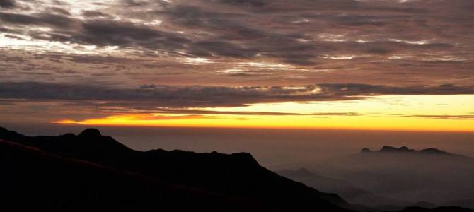 Climbing a Sacred Mountain at the Unholy Hour of 2am- Adam's Peak