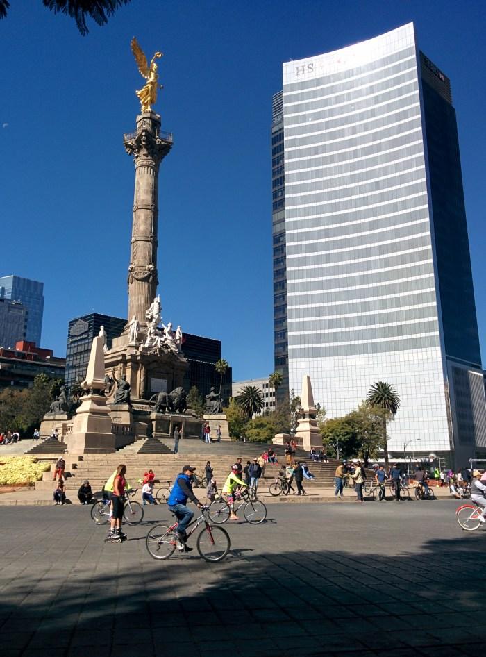Ciclovia Mexico City